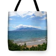 Maui Beach Tote Bag