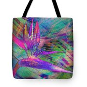 Maui Bird Of Paradise Tote Bag