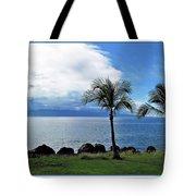 Maui Clouds Tote Bag