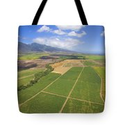 Maui Farmland Tote Bag