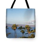 Maui Palms Tote Bag