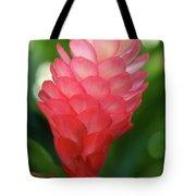 Maui Pink Ginger Tote Bag