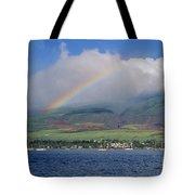 Maui Rainbow Tote Bag