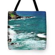 Maui Seascape Tote Bag