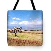 Maui Upcountry Tote Bag