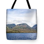 Maui - View From The Boat Tote Bag