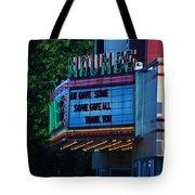 Maumee Movie Theater I Tote Bag