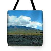 Mauna Loa Panorama Tote Bag