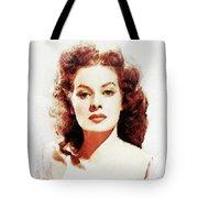 Maureen O'hara Tote Bag