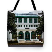 Maurice Bath House - Hot Springs, Arkansas Tote Bag
