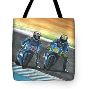 Maverick Y Aleix Full Brake Tote Bag