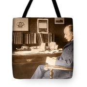 Max Planck, German Physicist Tote Bag