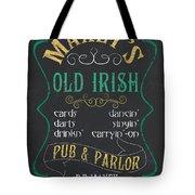 Maxey's Old Irish Pub Tote Bag