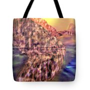 Maxfield Morning Tote Bag