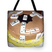 Maxican Train Cake Tote Bag