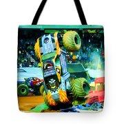 Maximum Destruction Freestyle Tote Bag