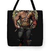Maximus The Vampire Slayer 01 Tote Bag