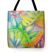 May Day Is Lei Day Tote Bag