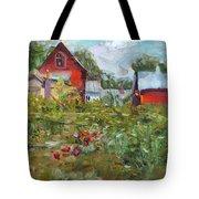 May Tote Bag