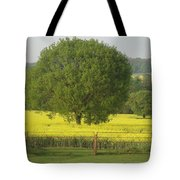 May Fields Tote Bag