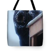 May I Come In Tote Bag