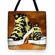 May I Converse With You Tote Bag
