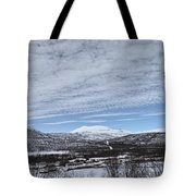 May In The Arctic Tote Bag