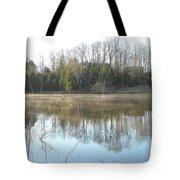 May Morning Mississippi River Tote Bag