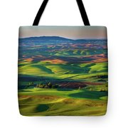 May On The Palouse  Tote Bag
