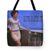 May September Romance Quote Tote Bag