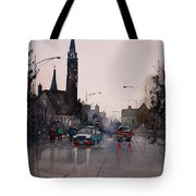 May Showers In Montello Tote Bag