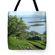 May The Road Rise To Meet You Tote Bag