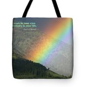 May The Tears In Your Eyes... Tote Bag