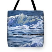 May Wave Tote Bag