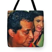 Maya Religion Tote Bag