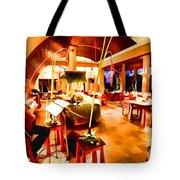Maya Sari Asiatique Tote Bag by Lanjee Chee