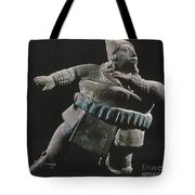 Mayan Athlete, 700-900 A.d Tote Bag
