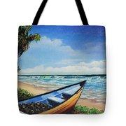 Mayaro Beach Tote Bag