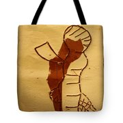 Maybe Baby Two I - Tile Tote Bag