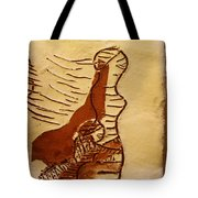 Maybe Baby Two L - Tile Tote Bag