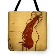 Maybe Baby Two M - Tile Tote Bag