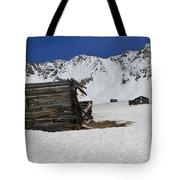 Mayflower Gulch Winter 3 Tote Bag
