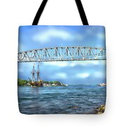 Mayflower II  Tote Bag