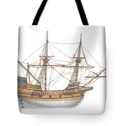 Mayflower Tote Bag