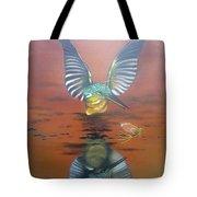 Mayfly Season Tote Bag