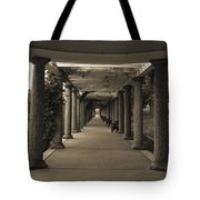Maymont's Italian Garden Tote Bag