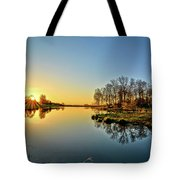Maynes Grove Spring Rise Tote Bag