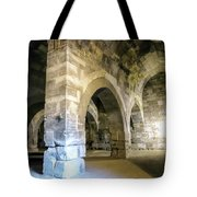 Maze Of Arches Tote Bag