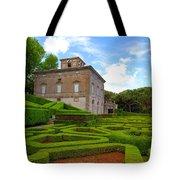 Mazed Garden Tote Bag