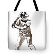 Mbl Batter Up Tote Bag